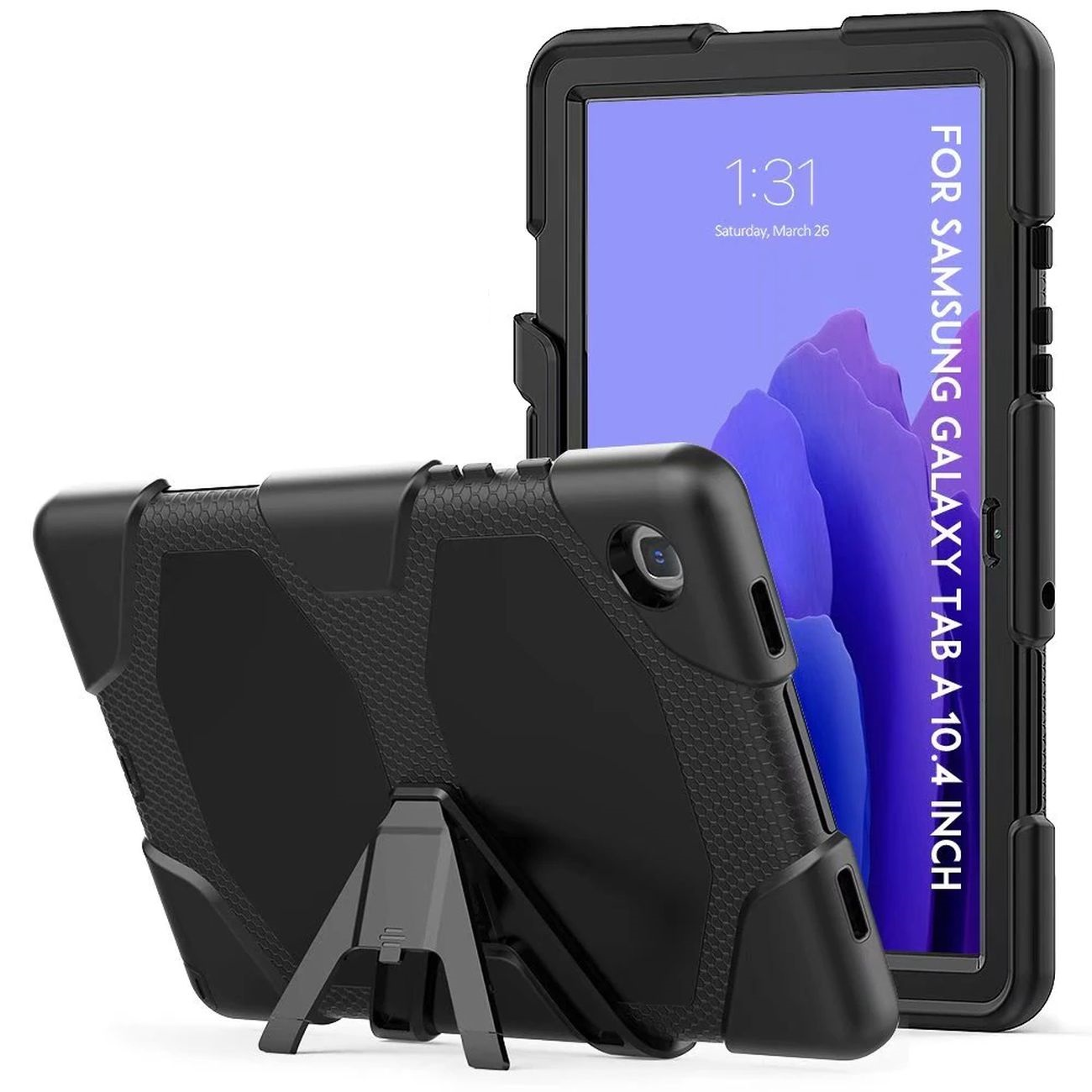 Capa Tablet Samsung Galaxy Tab A7 10.4 T500 T505 Anti Queda Survivor
