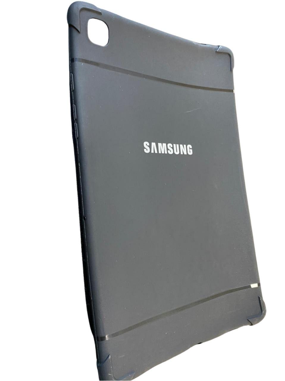 Capa Tablet Samsung Galaxy Tab A7 10.4 T500 T505 Tpu Silicone Preta