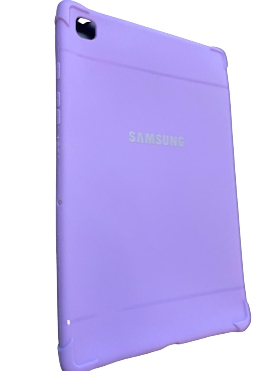 Capa Tablet Samsung Galaxy Tab A7 10.4 T500 T505 Tpu Silicone Roxa