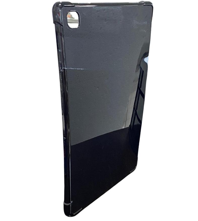 Capa Tablet Samsung Galaxy Tab A7 10.4 T500 T505 Traseira de Silicone Fumê