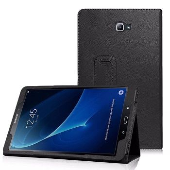 b4f4226ae Capa Tablet Samsung Galaxy Tab A 10.1 com S Pen P580 P585 Couro Sintético  Magnética