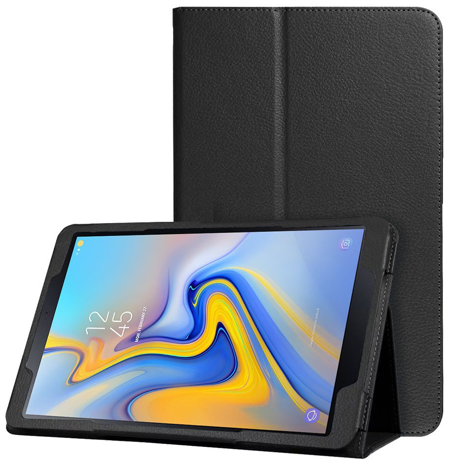 02cc30acd Capa Tablet Samsung Galaxy Tab A 10.5 SM-T595 2018 Couro SIntético Magnética