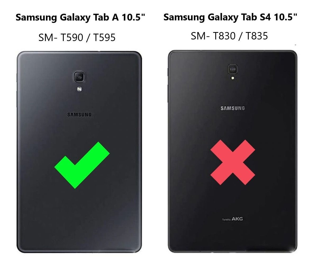 Capa Tablet Samsung Galaxy Tab A 10.5 SM-T595 T590 P597 Anti Queda Impacto Choque
