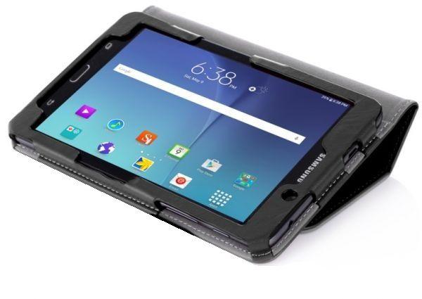 Capa para Tablet Samsung Galaxy Tab A 7.0 SM-T280 T285 Couro Sintético Magnética