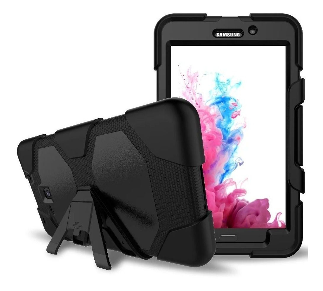 Capa Tablet Samsung Galaxy Tab A 7.0 T280 T281 T285 Anti Choque Impacto Survivor