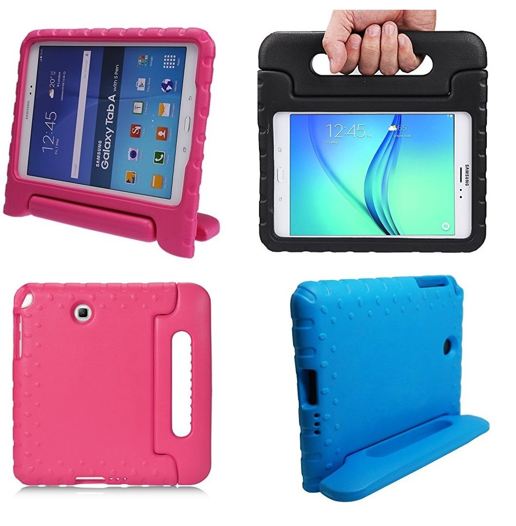Capa Tablet Samsung Galaxy Tab A 8.0 T350 T355 P355 Anti Choque Maleta Alça