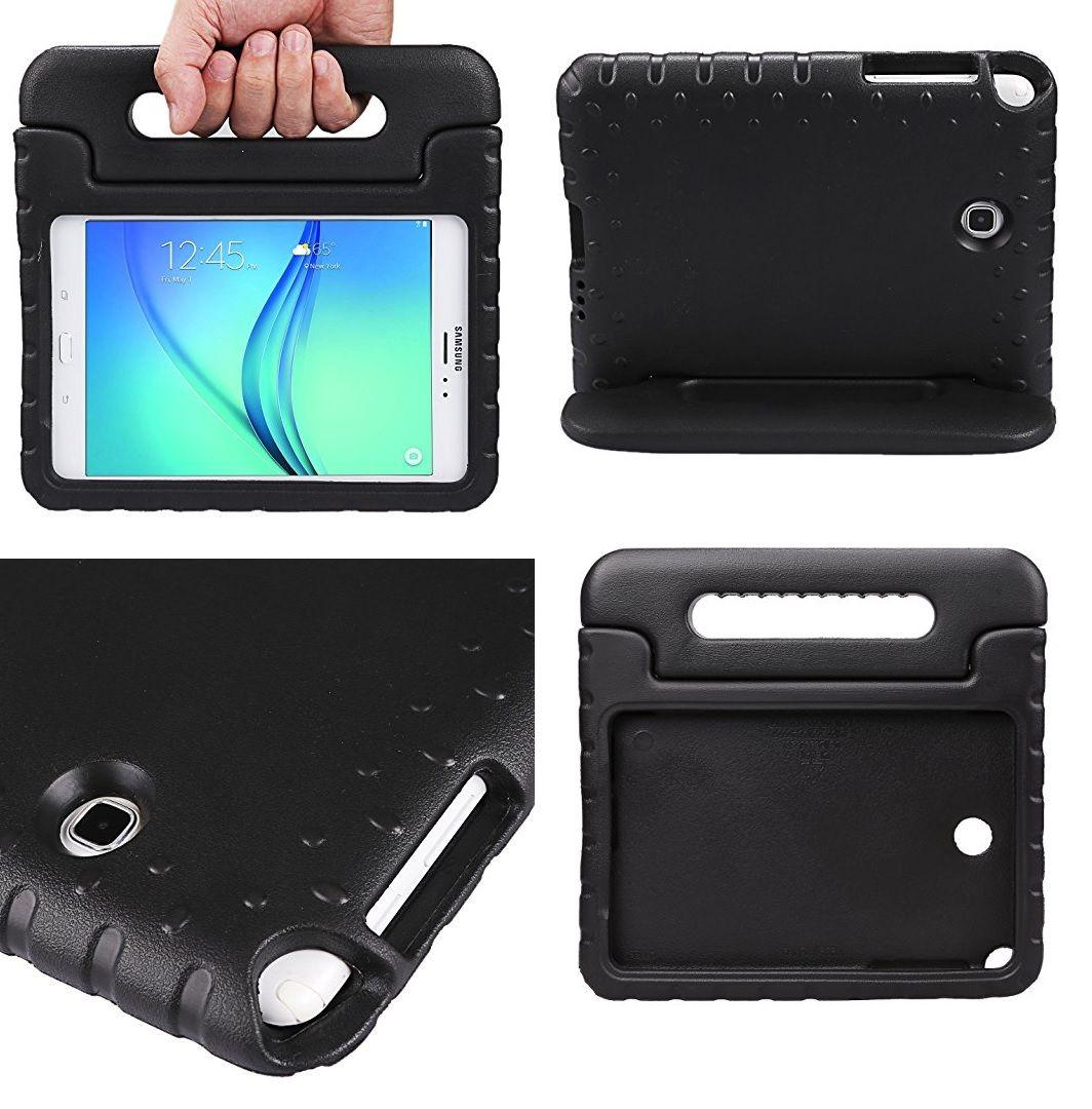 f6580af85 Capa Tablet Samsung Galaxy Tab A 8.0 2015 T350 T355 P355 Anti Choque Maleta  Alça