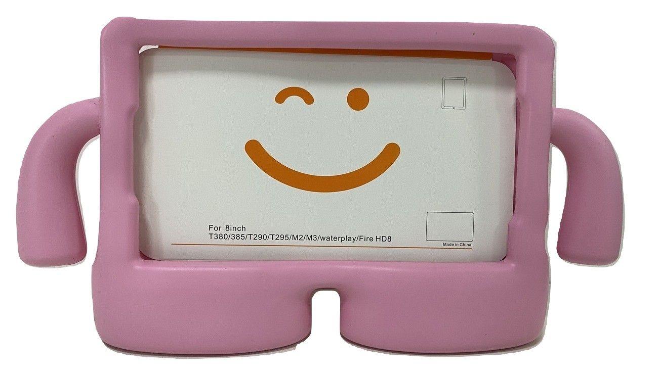 Capa Tablet Samsung Galaxy Tab A 8 2019 SM-P290 P295 T290 T295 Anti Impacto Infantil iBuy
