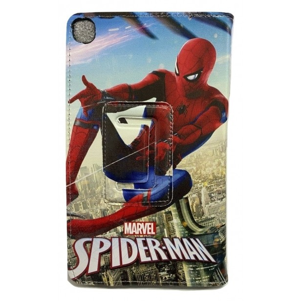 Capa Tablet Samsung Galaxy Tab A 8 T290 T295 Magnética Homem Aranha