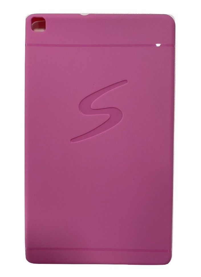 Capa Tablet Samsung Galaxy Tab A 8 T290 T295 Traseira Silicone Logo Colors
