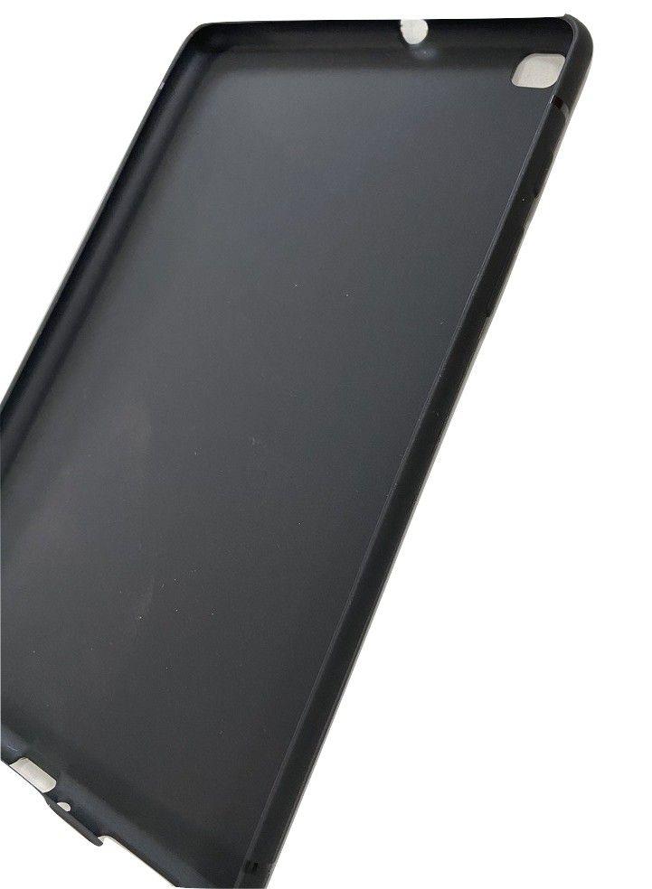 Capa Tablet Samsung Galaxy Tab A 8 T290 T295 Traseira Silicone Logo Preta