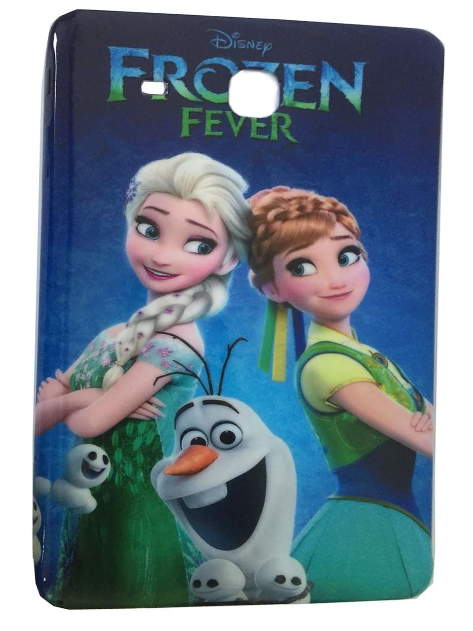 Capa Tablet Samsung Galaxy Tab E 9.6 Polegadas Traseira Frozen