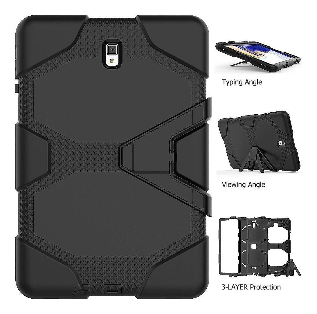Capa Tablet Samsung Galaxy Tab S4 10.5 T835 T830 Anti Queda Choque e Impacto