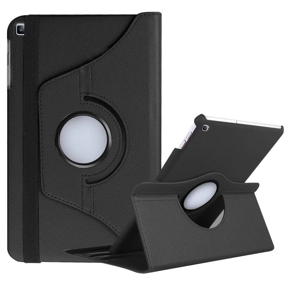 Capa Tablet Samsung Galaxy Tab S5 T725 Tela 10.5 Couro Sintético Giratória S5e