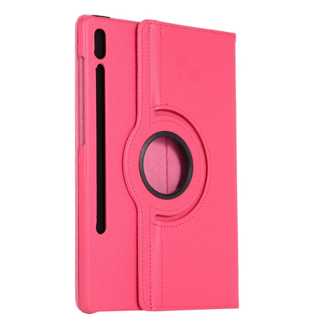Capa Tablet Samsung Galaxy Tab S7 Tela 11 Polegadas T870 T875 Giratória Executiva Colors