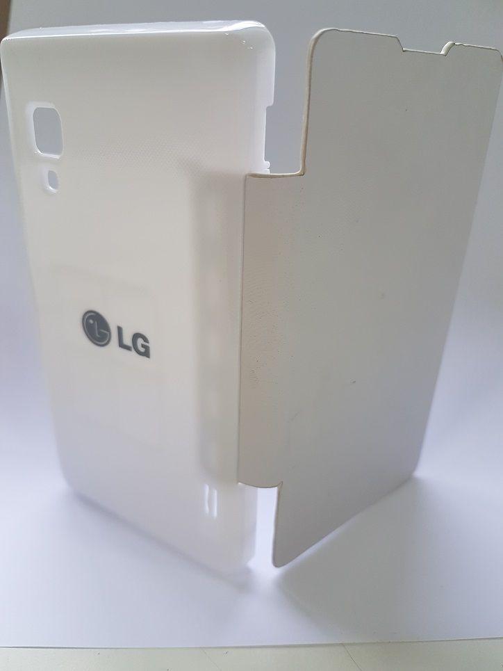 Capa Smartphone Lg Optimus L5 2 E450 Flip Cover Case Branca