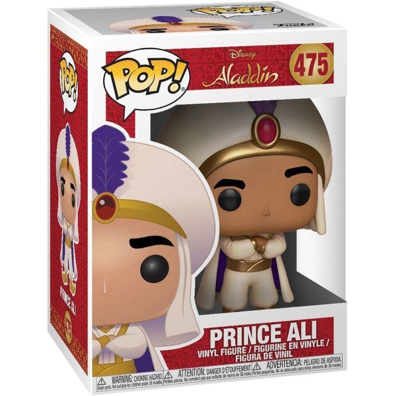 Funko Pop Aladdin Disney Boneco Colecionável Original