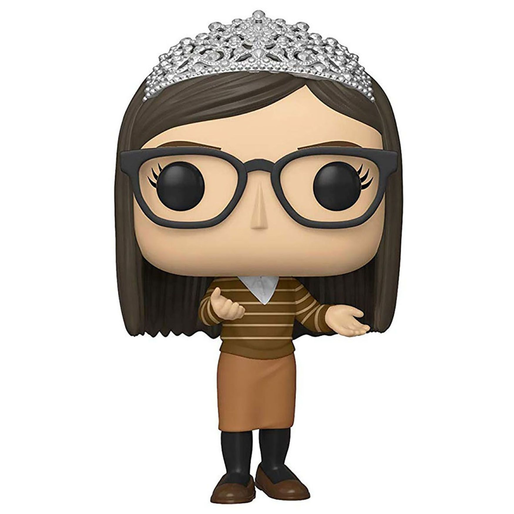 Funko Pop Amy Farrah Fowler The Big Bang Theory Boneco Colecionável Original