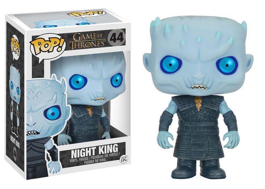 Funko Pop Night King Game Of Thrones - Boneco Colecionável