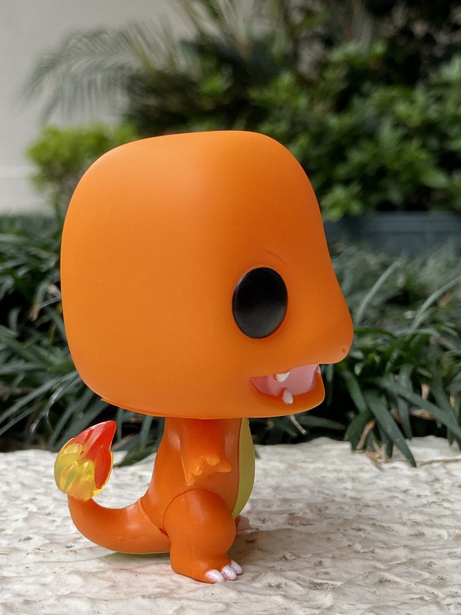 Funko Pop Pokemón Charmander - Boneco Colecionável Original