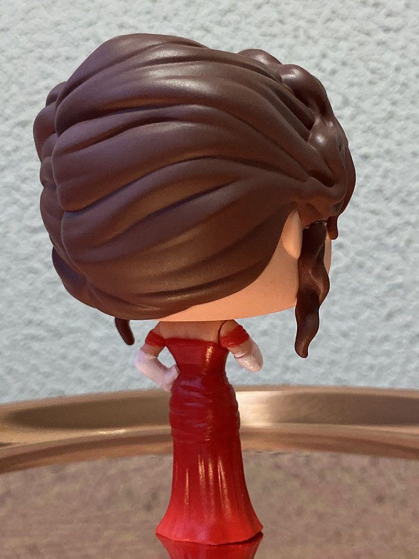 Funko Pop Pretty Woman Red Dress Filme Julia Roberts - Boneco Colecionável