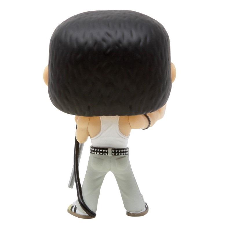Funko Pop Rocks Queen Freddie Mercury Radio Gaga 183 Boneco Colecionável