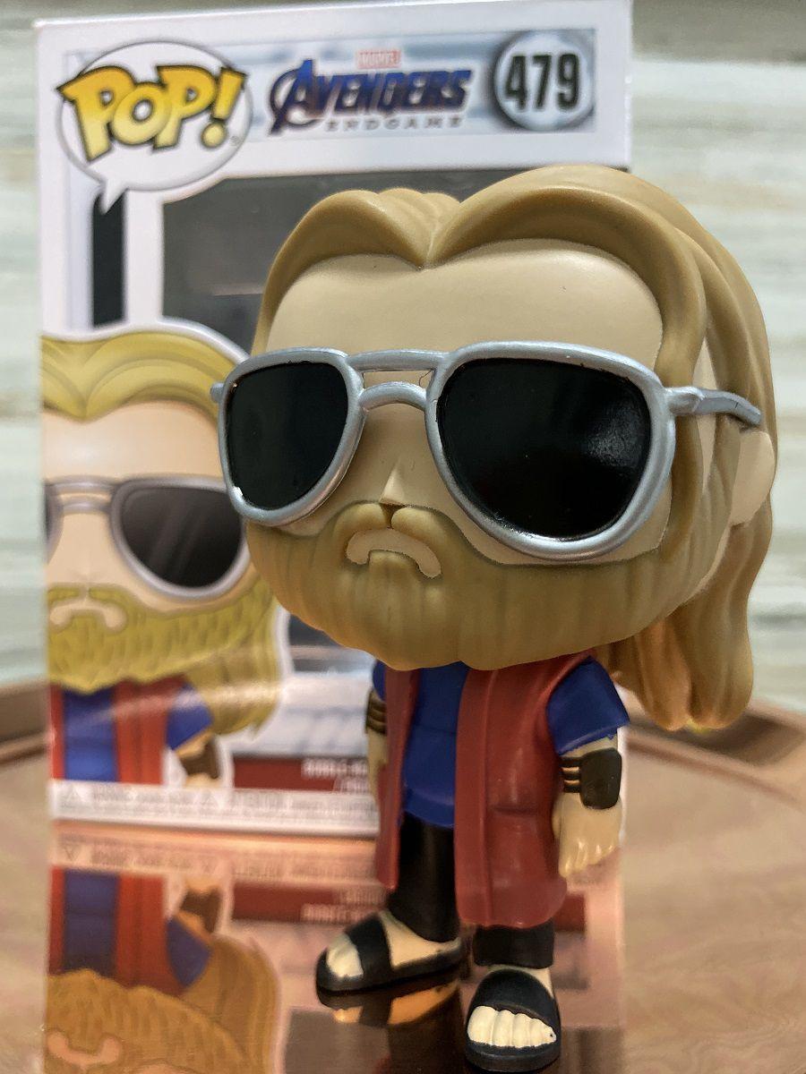 Funko Pop Thor Avengers End Game Marvel Boneco Colecionável