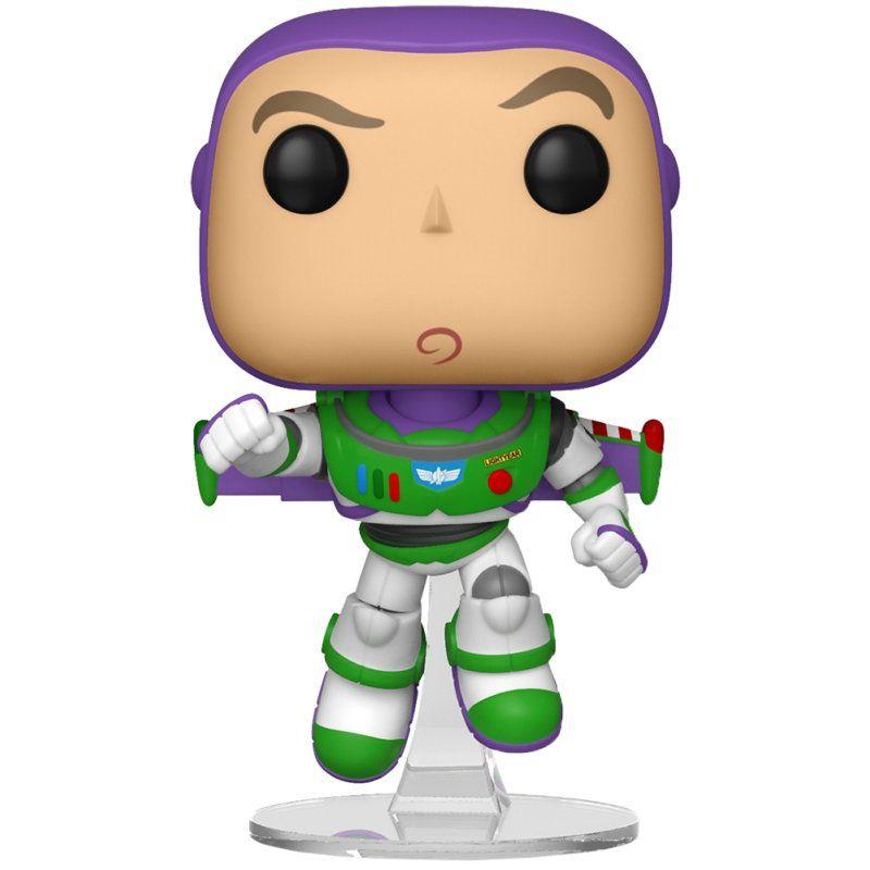 Funko Pop Toy Story 4 Buzz Lightyear 523 Boneco Colecionável
