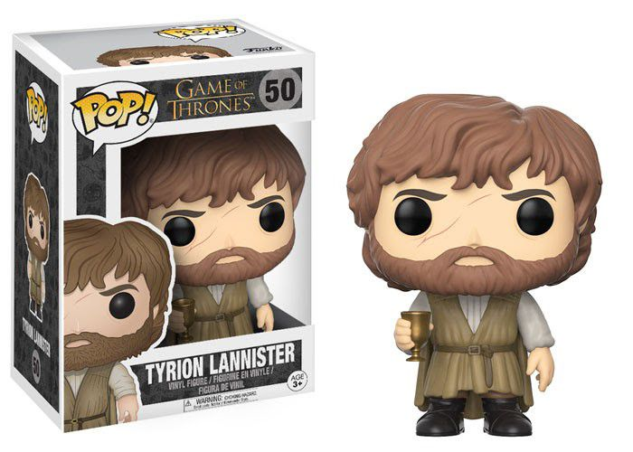 Funko Pop Tyrion Lannister Game Of Thrones - Boneco Colecionável