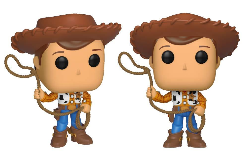 Funko Pop Toy Story 4 Woody 522 Boneco Colecionável
