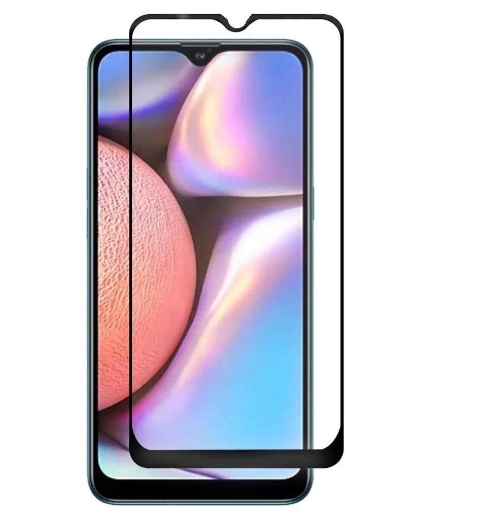 Kit 25 Películas de Vidro 3D Samsung Galaxy A10 A10s M10