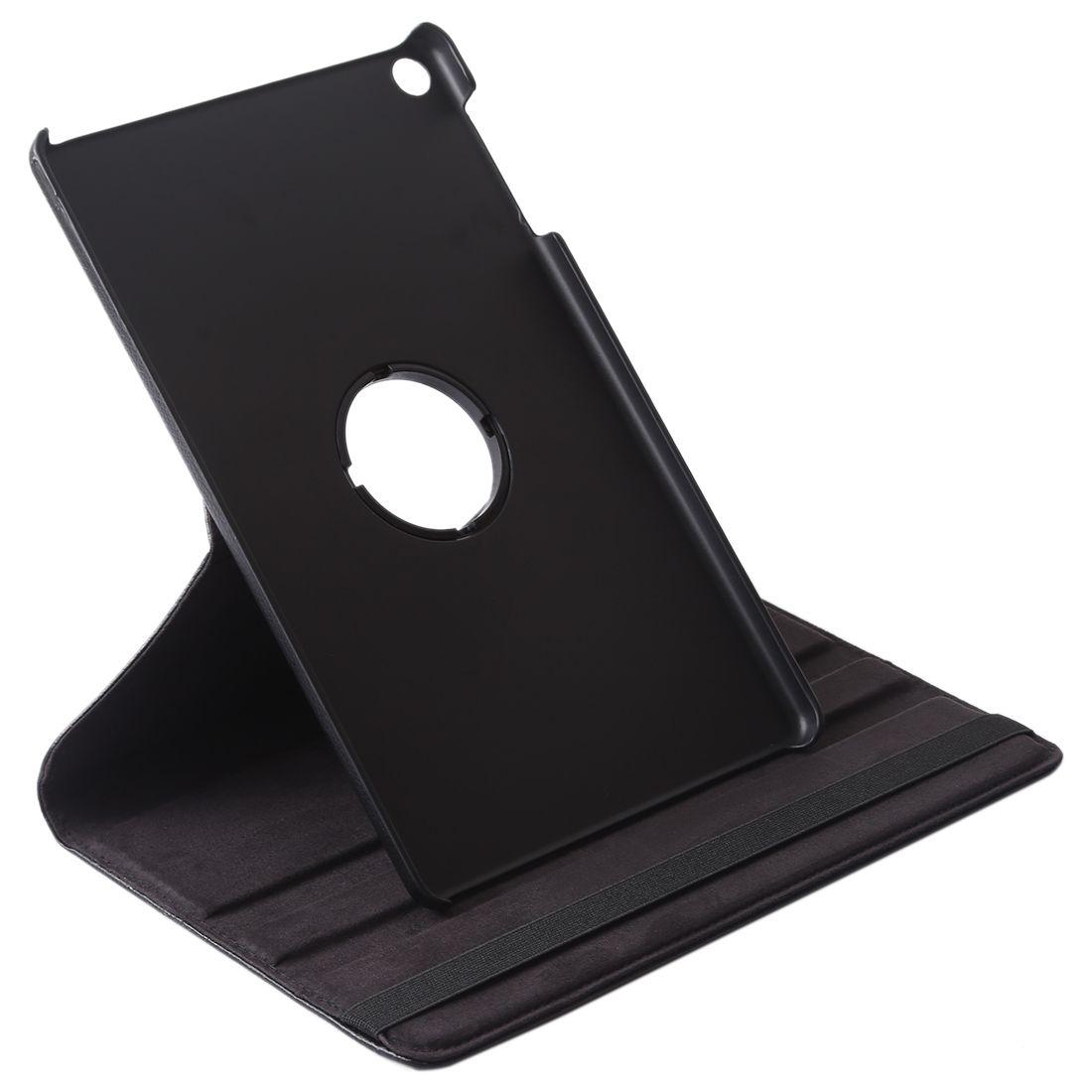 Kit Capa Tablet Samsung Galaxy Tab A 10.1 T510 T515 Giratória + Película de Vidro
