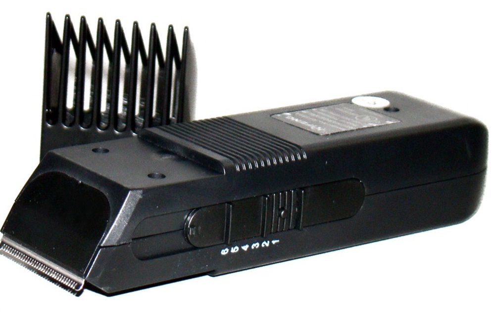 Kit de Corte Máquina de Cabelo Aparador Nazal e Depilador Portátil