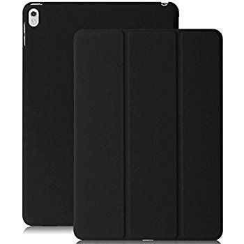 Kit Smart Case Ipad Pró 12.9 Apple 2017 Sensor Sleep + Película de Vidro