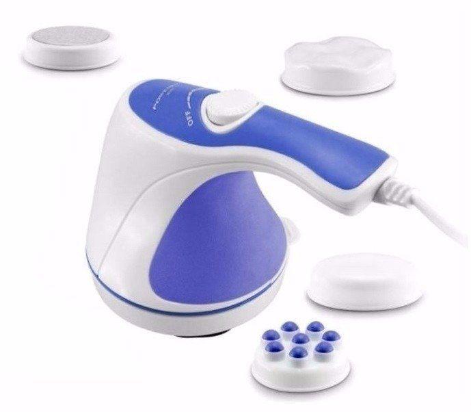 Massageador Orbital Portátil Redução de Medidas Corporal