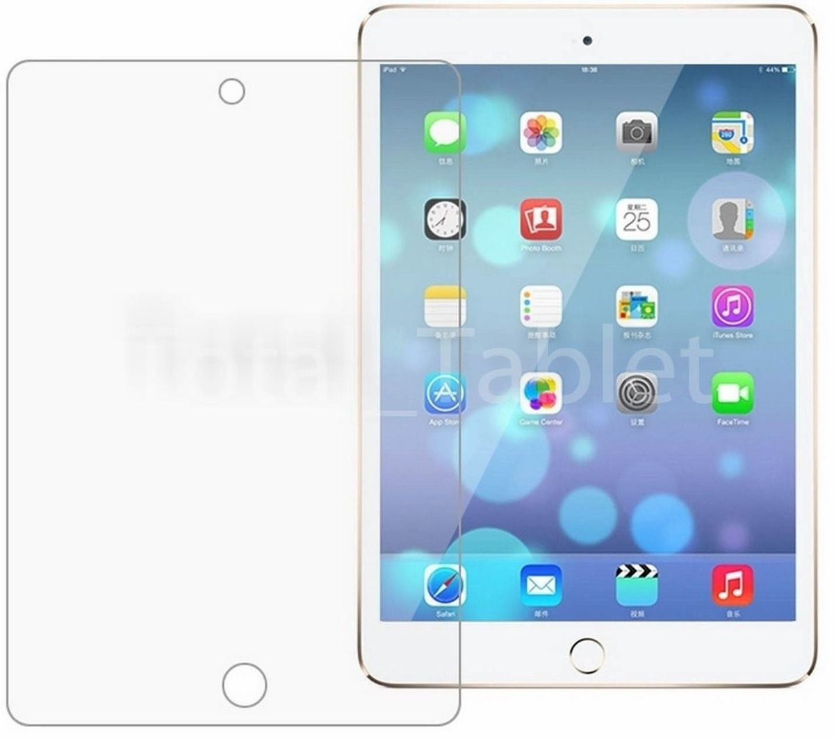 Película de Vidro Ipad Pro 12.9 Polegadas Apple Anti Impacto