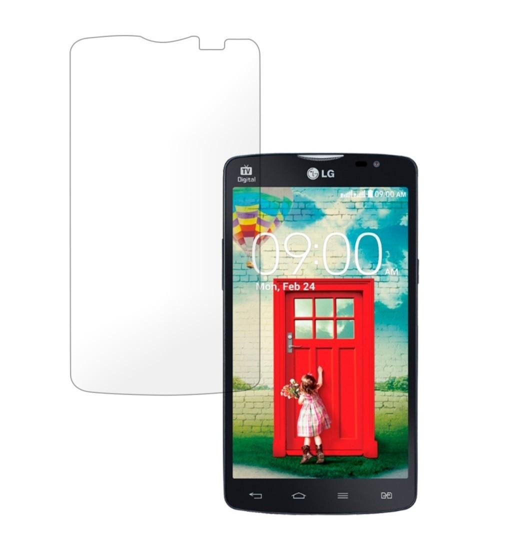 Película de Vidro LG L80 TV Dual D385 Proteção de Tela Anti Choque