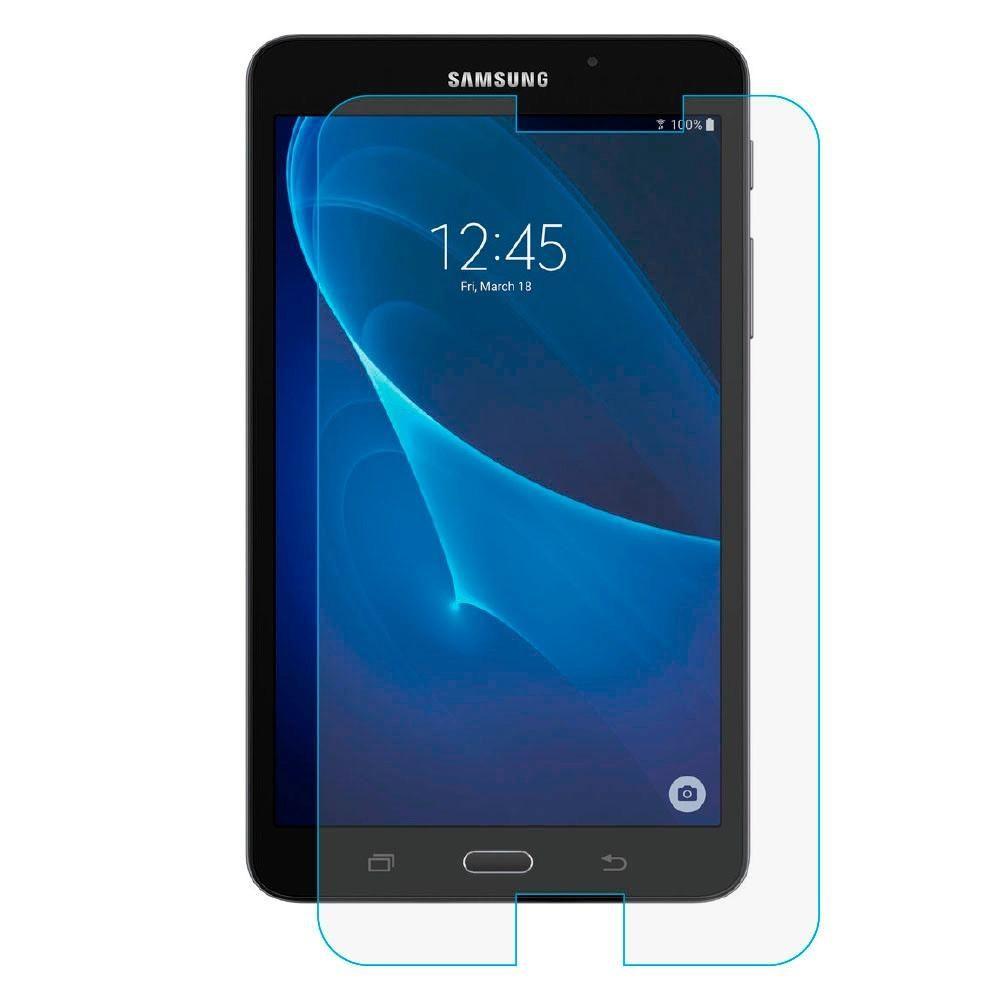 Película de Vidro Tablet Samsung Galaxy Tab A6  7 Polegadas T285 Anti Impacto