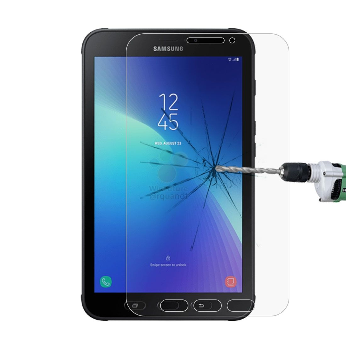 Película de Vidro Tablet Samsung Galaxy TAB ACTIVE 2 T395