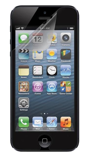 Película Iphone 5 Apple Proteção de Tela Fosca e Transparente