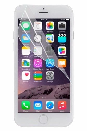 Película Traseira Iphone 6s Apple 4.7 Polegadas Transparente Cristal Clear