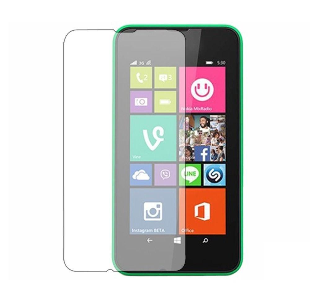 Pelicula Nokia Lumia n530 Transparente Anti Riscos e Resíduos