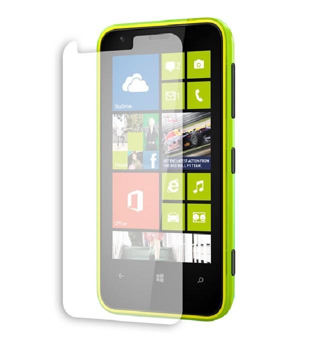 Pelicula Nokia Lumia n620 Transparente Anti Riscos E Resíduos