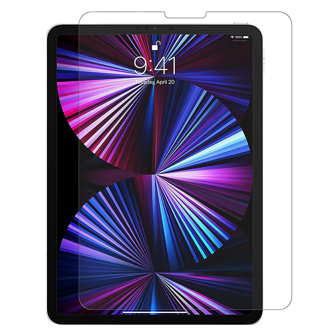 Película Ipad Pro 11 polegadas A2228 A2229 A2230 Vidro Temperado