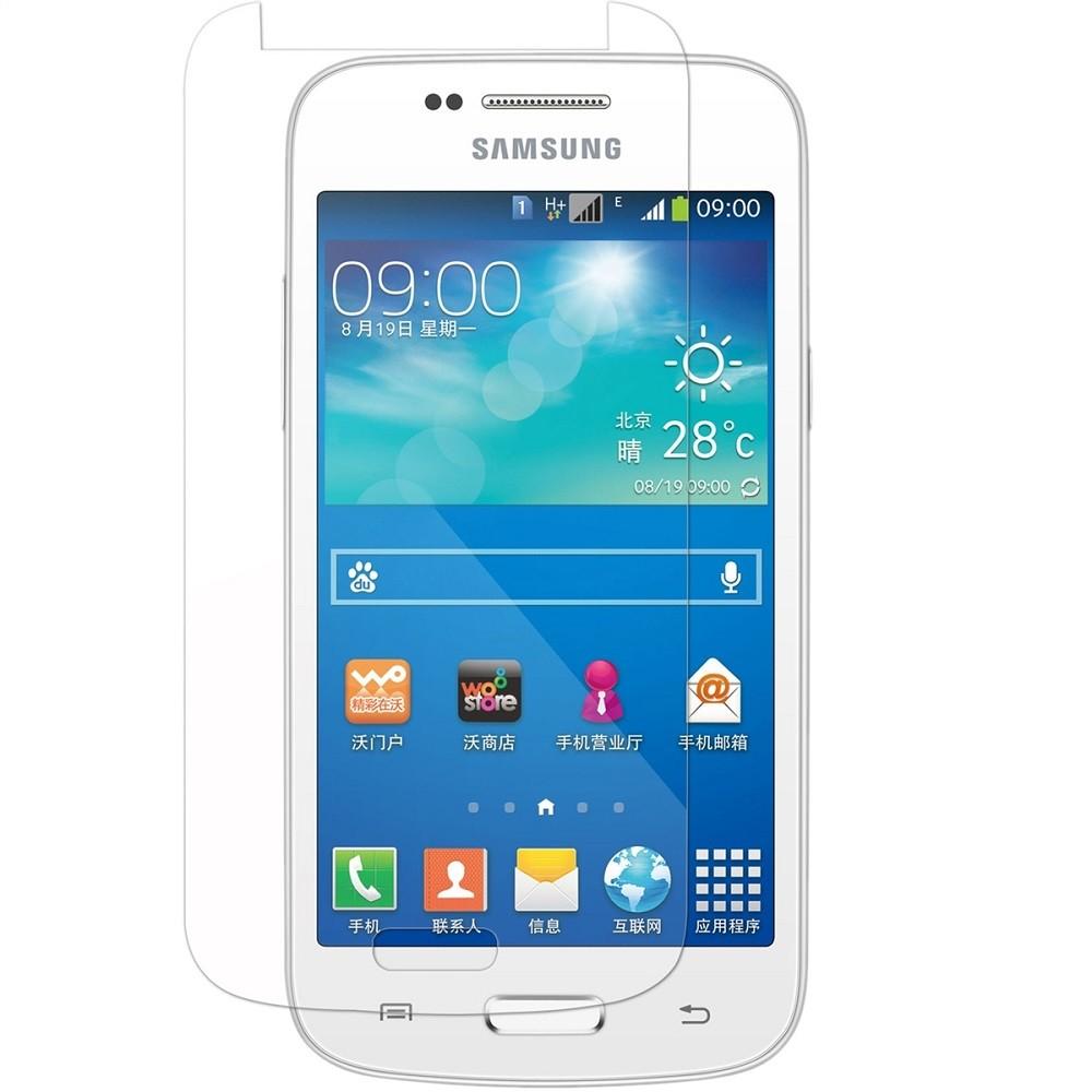 Película Samsung Galaxy Core i8260 i8262 Anti Riscos e Resíduos