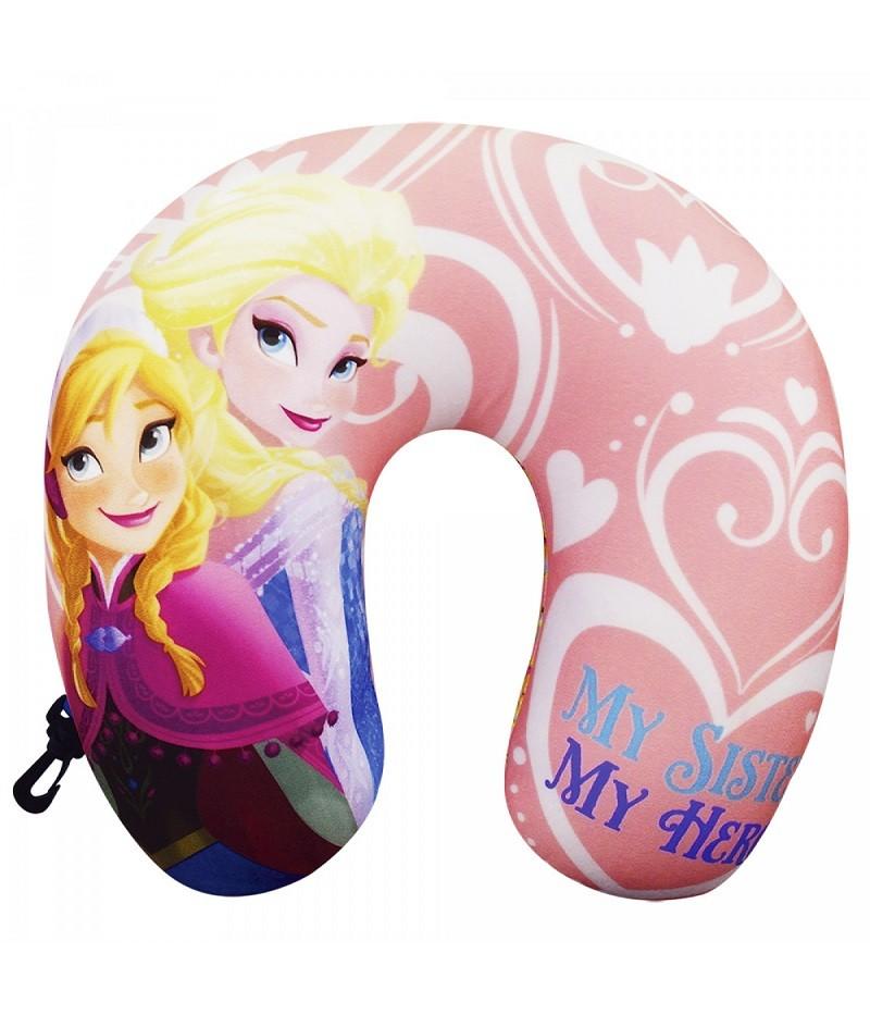 Pescoceira Apoio de Pescoço Frozen Anna & Elsa - Disney