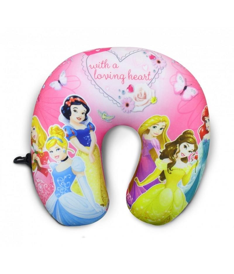 Pescoceira Apoio de Pescoço Princesas Disney