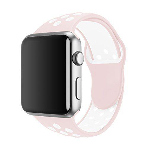 Pulseira para Apple Watch Sport Nike Inspired 42mm / 44mm - Series 1 2 3 4