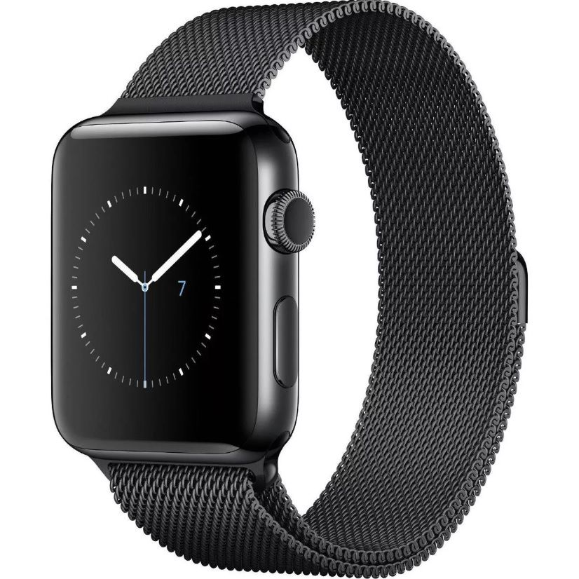 Pulseira para Apple Watch Milanese Aço Loop Metal 38mm / 40mm - Series 1 2 3 4