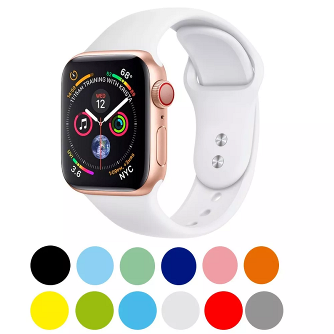 Pulseira para Apple Watch Sport 42mm / 44mm - Series 1 2 3 4